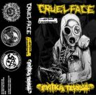 CRUEL FACE / MATKA TERESA split TAPE (GRINDFATHER)