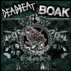 DEADBEAT / BOAK split 7 (GRINDPROMOTION)