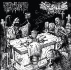 GRAVEYARD GHOUL / CRYPTIC BROOD - split  LP (FINAL GATE)