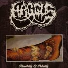 HAGGUS Plausibility Of Putridity 12 LP (GRINDFATHER)