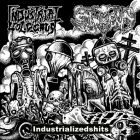INDUSTRIAL HOLOCAUST / SHITFUN split 7 EP (BRINGER OF GORE)