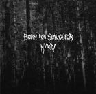 MYTERI / BORN FOR SLAUGHTER split 7 EP (PHOBIA)