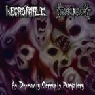 NECROPHILE / NECRORITE split 7 EP (AWESOME MOSHPOWER)