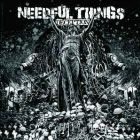 NEEDFUL THINGS - Deception - LP  (PSYCHO 050) WHITE
