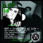 ROT - Cruel Face of Life - 12 LP (PSYCHO 068) TEST PRESS