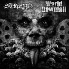 STHENO / WORLD DOWNFALL split 7 EP (EVERYDAYHATE)