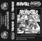 ARCHAGATHUS / HAGGUS split TAPE (GRINDFATHER)