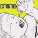 EXTORTION / JED WHITEY split EP (RSR)
