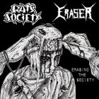 RATS OF SOCIETY / ERASER split 7 EP (ZAS)